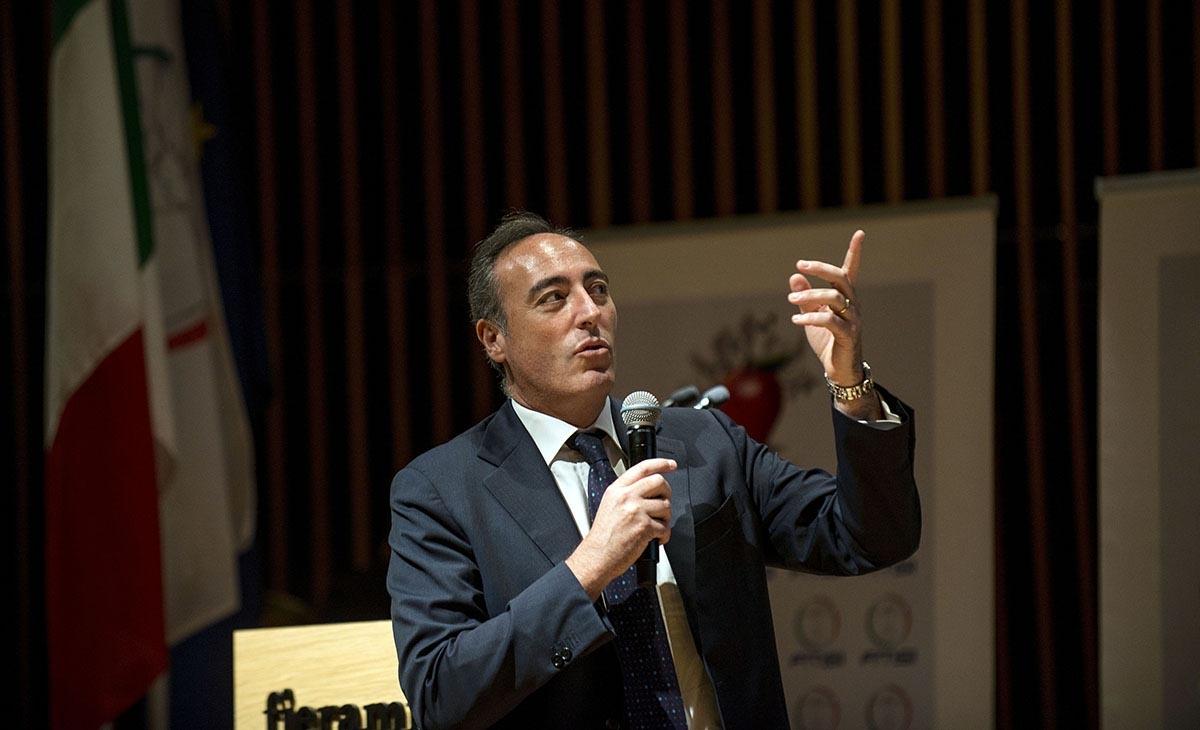 Giulio Gallera - Assessore al Welfare Regione Lombardia