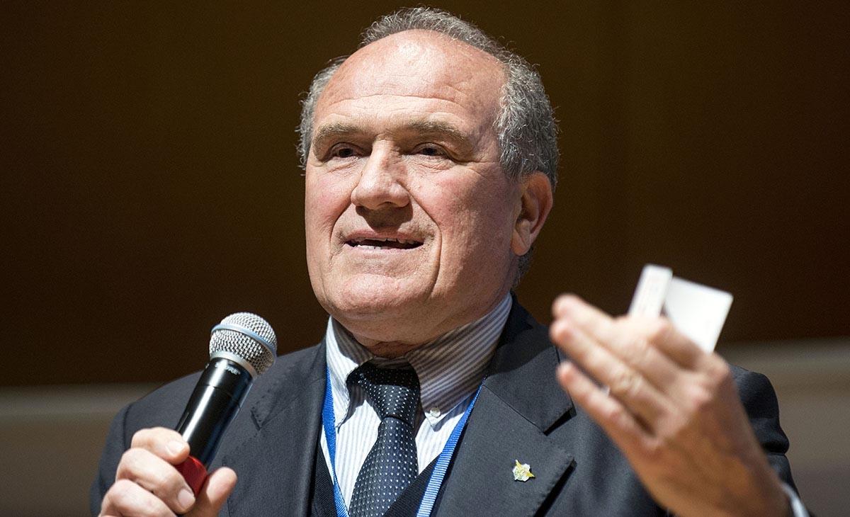 Oreste Perri - Presidente Comitato Regionale CONI Lombardia