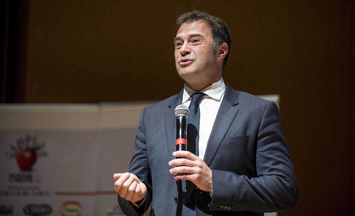 Antonio Rossi - Assessore allo Sport e Giovani Regione Lombardia
