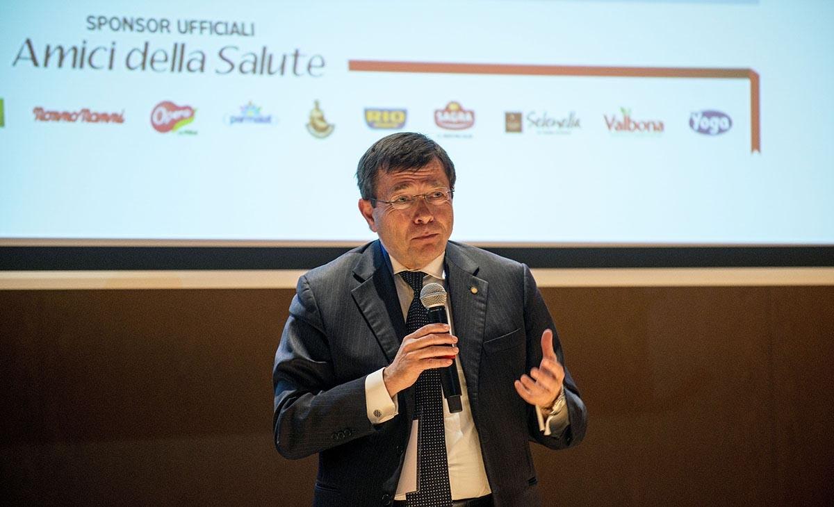 Fabio Pigozzi - Presidente Federazione Internazionale di Medicina dello Sport